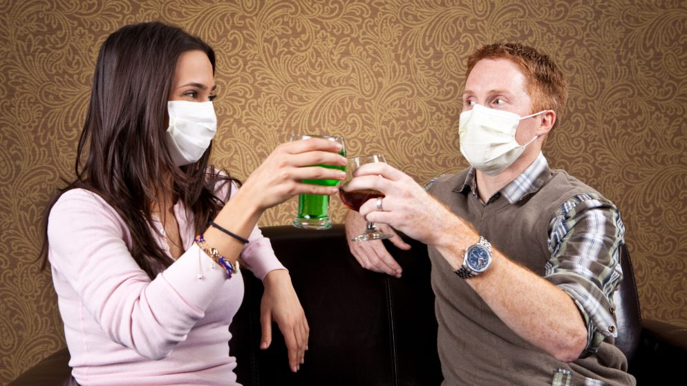 Coronavirus Causes Spike In 'Self-Isolation' Online Dating